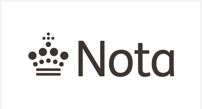 IT hjælpemiddel til ordblinde - Nota Nationalbiblioteket for mennesker med læsevanskeligheder